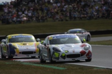 Will Martin Richardson Racing Ginetta Junior