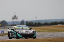 Aston Millar R Racing Ginetta Junior