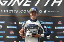 Zak O'Sullivan Douglas Motorsport Ginetta Junior