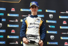 Casper Stevenson Richardson Racing Ginetta Junior