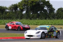Frankie Taylor SVG Motorsport Ginetta Junior
