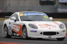 Freddie Tomlinson Douglas Motorsport Ginetta Junior