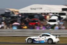 Bailey Voisin Douglas Motorsport Ginetta Junior