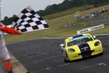 Tom Ward Elite Motorsport Ginetta Junior