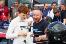Freddie Tomlinson / Douglas Motorsport Ginetta Junior