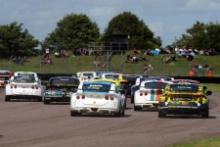 Bailey Voisin / Douglas Motorsport Ginetta Junior