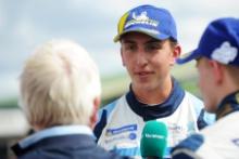 Gus Burton / Douglas Motorsport Ginetta Junior