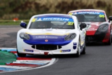 Tom Emson / Elite Motorsport Ginetta Junior