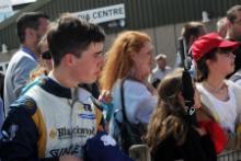 Casper Stevenson / Richardson Racing Ginetta Junior