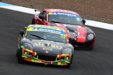 Frankie Taylor SVG Motorsport Ginetta Junior