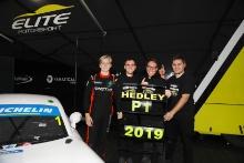 James Hedley / Elite Motorsport Ginetta Junior