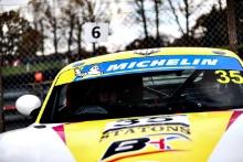 Ben Kasperczak Elite Motorsport Ginetta Junior