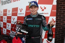 Aston Millar R Racing Ginetta Junior