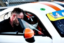 Zak Taylor Alastair Rushforth Racing Ginetta Junior