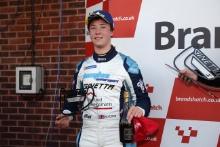 Bailey Voisin R Racing Ginetta Junior