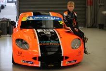 Seb Hopkins - Elite Motorsport Ginetta Junior