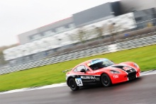 Tom Lebbon - Elite Motorsport Ginetta Junior