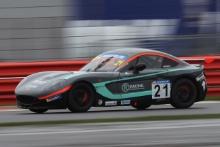Josh Rattican R Racing  Ginetta Junior