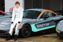 Freddie Tomlinson - R Racing Ginetta Junior