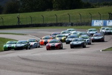 GINETTA JUNIOR, Thruxton