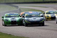 Bailey Voisin - R Racing Ginetta Junior