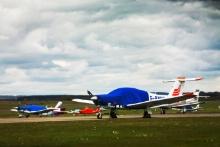 Planes at Thruxton
