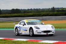 Oliver Flashman - Richardson Racing Ginetta Junior