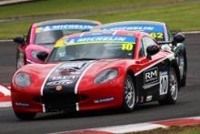 Josh Rowledge - Elite Motorsport Ginetta Junior