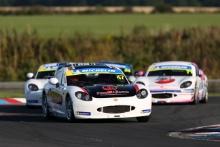 Aquil Alibhari - Breakell Racing Ginetta Junior