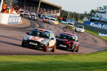 Dominic Wheatley - Performance Tek Racing MINI