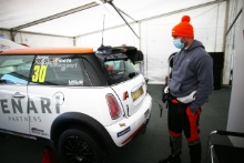 James Parker - A Reeve Motorsport