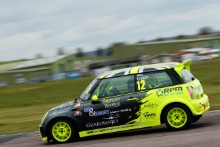 Alex Solley - AReeve Motorsport MINI