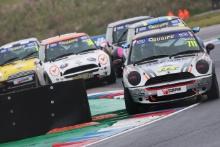 Clark Wells - Lee Pearce Racing MINI