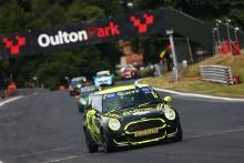 Nicky Taylor - EXCELR8 Motorsport MINI