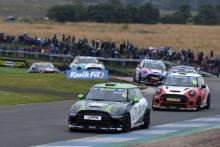 James MacIntyre - LUX Motorsport MINI