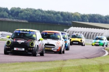 Ben Jenkins - EXCELR8 Motorsport MINI