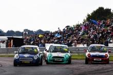 Tom Ovenden - EXCELR8 Motorsport MINI Louie Capozzoli - LDR Performance Tuning MINI Nelson King - AReeve Motorsport MINI