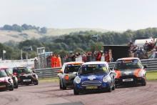 Nelson King - AReeve Motorsport MINI