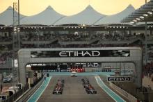 26.11.2017 - Race, Start of the race