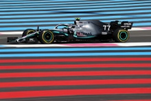 22.06.2019 - Qualifying, Valtteri Bottas (FIN) Mercedes AMG F1 W010