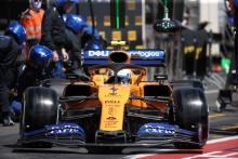 23.06.2019 - Race, Pit stop, Lando Norris (GBR) Mclaren F1 Team MCL34