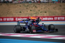 23.06.2019 - Race, Daniil Kvyat (RUS) Scuderia Toro Rosso STR14