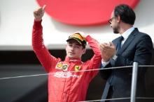 23.06.2019 - Race, 3rd place Charles Leclerc (MON) Scuderia Ferrari SF90