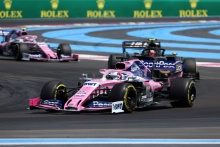 23.06.2019 - Race, Sergio Perez (MEX) Racing Point F1 Team RP19