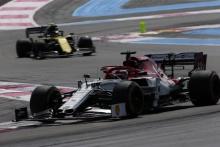 23.06.2019 - Race, Kimi Raikkonen (FIN) Alfa Romeo Racing C38