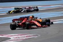 23.06.2019 - Race, Sebastian Vettel (GER) Scuderia Ferrari SF90 and Lando Norris (GBR) Mclaren F1 Team MCL34