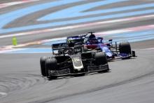 23.06.2019 - Race, Kevin Magnussen (DEN) Haas F1 Team VF-19 and Daniil Kvyat (RUS) Scuderia Toro Rosso STR14