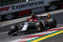 29.06.2019 - Free Practice 3, Antonio Giovinazzi (ITA) Alfa Romeo Racing C38