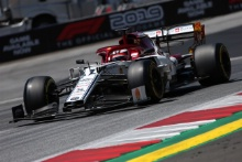 29.06.2019 - Free Practice 3, Kimi Raikkonen (FIN) Alfa Romeo Racing C38