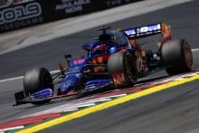 29.06.2019 - Free Practice 3, Daniil Kvyat (RUS) Scuderia Toro Rosso STR14